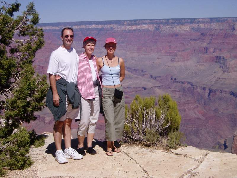 Family Pictures - Grand Canyon